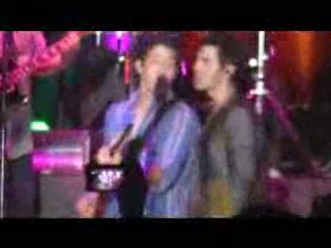 Heart and Soul - Jonas Brothers - S�o Paulo (Live In Concert - Canind�)