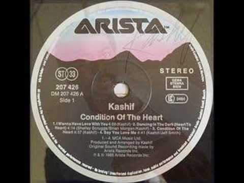 Kashif - Condition of the heart (1985)