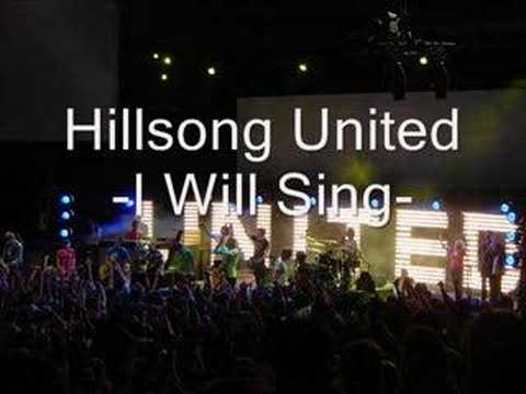 Hillsong United - I Will Sing