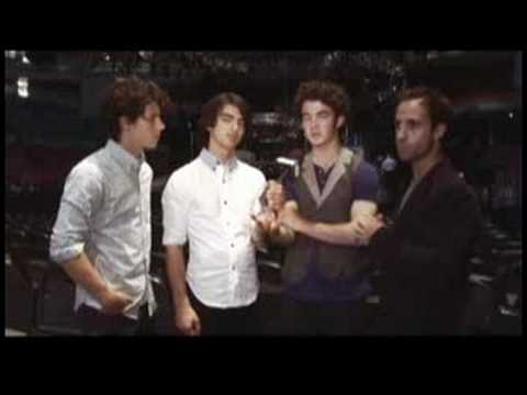 Jonas Brothers: In Depth Interview