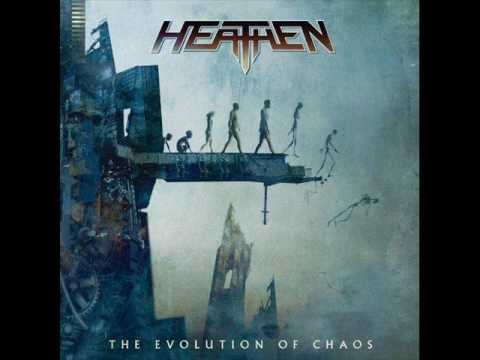 Heathen - Dying Season - Evolution of Chaos [2009]