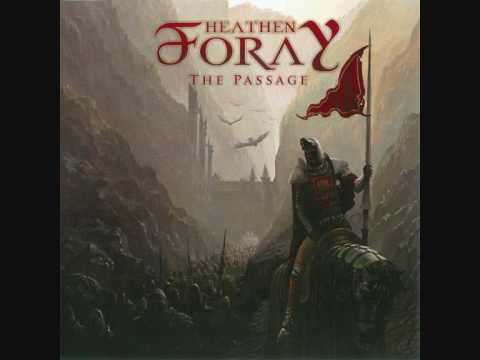 Heathen Foray - Dragon`s Eyes