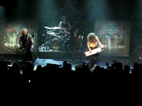 Alestorm - Wolves Of The Sea (Live @ The Gramercy Theatre NYC / Heathenfest 2009 USA)