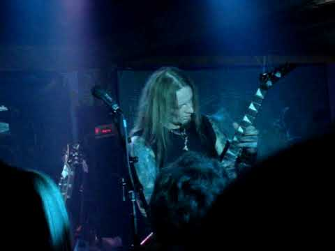 "Belphegor ""Bleeding Salvation"" live in Detroit"