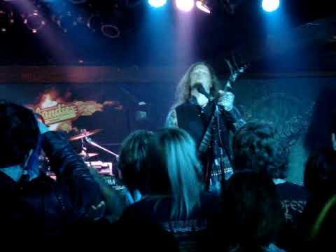 """Belphegor """"Walpurgis Rites"""" live in Detroit"""