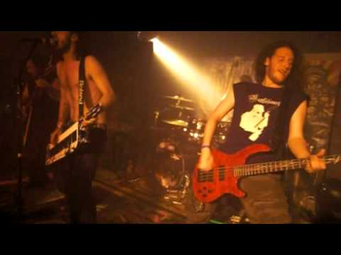 Alestorm - The Quest (Ultraviolet Social Club, Los Angeles, CA)