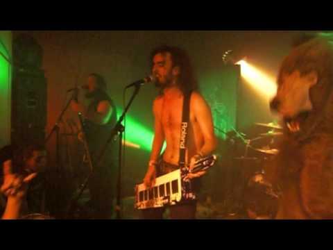 Alestorm - Leviathan (Ultraviolet Social Club, Los Angeles, CA)
