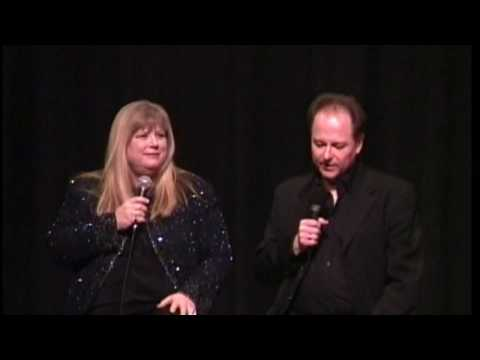 "WALTER WILLISON & HEATHER MAC RAE sing ""Just In Time"" by Betty Comden, Adolph Green & Jule Styne"