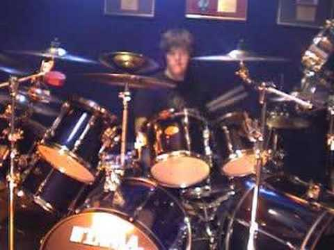 Led Zeppelin Stairway To Heaven live drum tribute