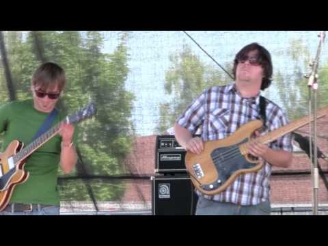 The Heavy Guilt - Blistered Hands live at the 2010 High Sierra Music Festival