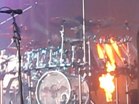 Avenged Sevenfold - God Hates Us - First Time Live Ever - Heavy Mtl 2010