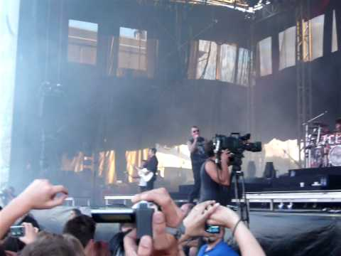 Buried Alive - Avenged Sevenfold @ Heavy Mtl, Montreal 2010