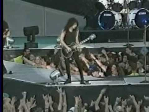 Metallica Welcome Home Sanitarium Live Basel 1993