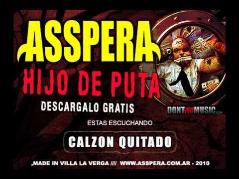 ASSPERA - CALZON QUITADO