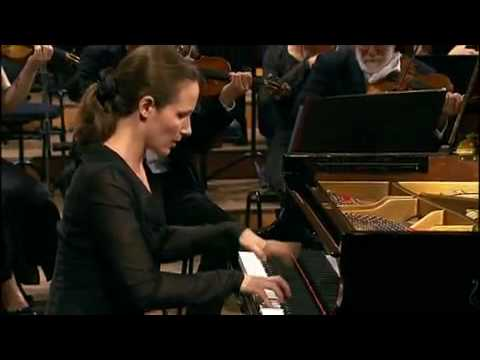 Helene Grimaud - Interview Rachmaninov Concerto