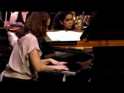 Helene Grimaud - Ravel Concerto in G Major III. Presto
