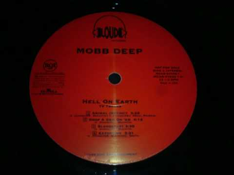 Mobb Deep - Extortion (Original Instrumental) (1996)
