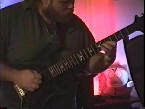 John Winter - Return of the Alabaster Disaster - Solo Guitar