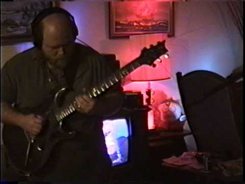 John Winter - What`s Up Roj - Lead Guitar Take 1