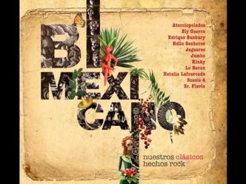"""Hello Seahorse! """"Cielo Rojo"""" BiMexicano 2010 CD"""