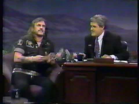 Motorhead on the Tonight Show `92