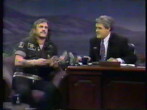 Motorhead on the Tonight Show `92