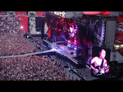 AC/DC Wembley Stadium 26/6/09 Hells Bells