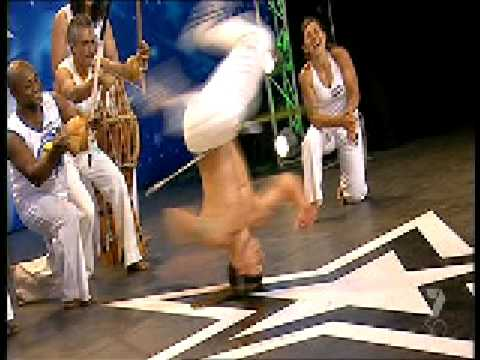 Australia`s got Talent 2009 - Head Spinners (CAPOEIRA)