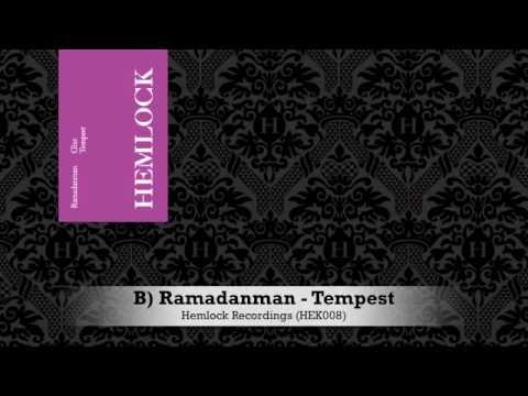 Ramadanman - Glut / Tempest (HEK008) - Hemlock Recordings