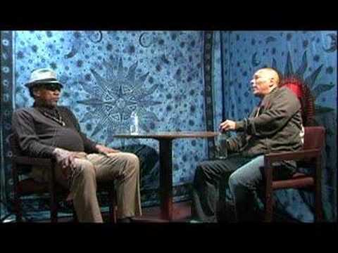 Ivan Neville interviews Henry Butler @ FIBArk 6-16-07 PART 1