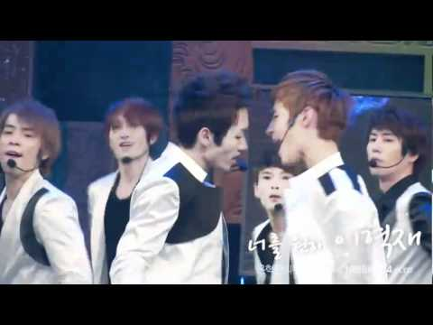 Super Junior M - Perfection EunHyuk rap Live Fan Meeting (CCTV Happy) [23/02/11]