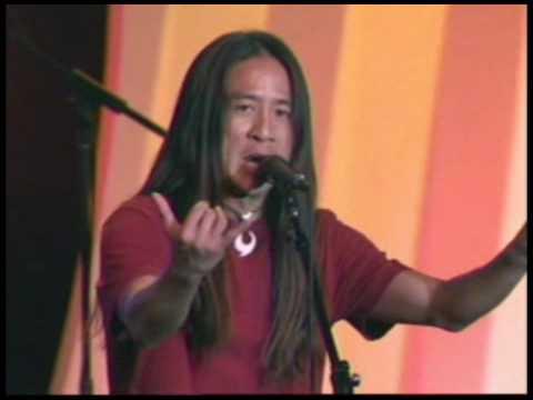 Henry Kapono, Kealoha, and Mick Fleetwood - Na Hoku Hanohano Awards Ceremony 2010