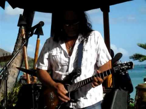 margaritaville BY Henry Kapono (LIVE)