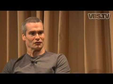 Soft Focus interview with Henry Rollins