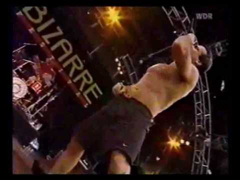 Rollins Band - Live At The Bizarre Festival 2000 - INGKING