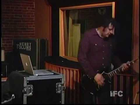 The Mars Volta on Henry Rollins show Part 2