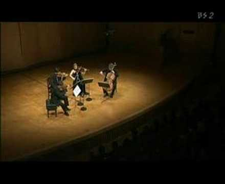 Henschel Quartet live in Tokyo - Janacek Kreutzersonata 3