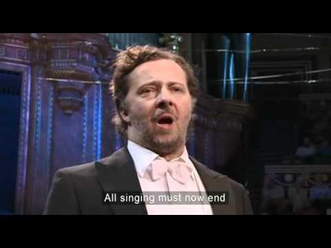 """Gustav Mahler Jugendorchester - Blomstedt - Gerhaher - """"Lieder Eines Fahrenden Gesellen"""" 1/2"""