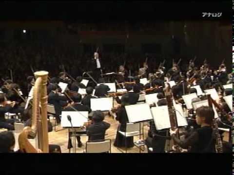 Mahler 9th Symphony ?-? Herbert Blomstedt, NHK.so