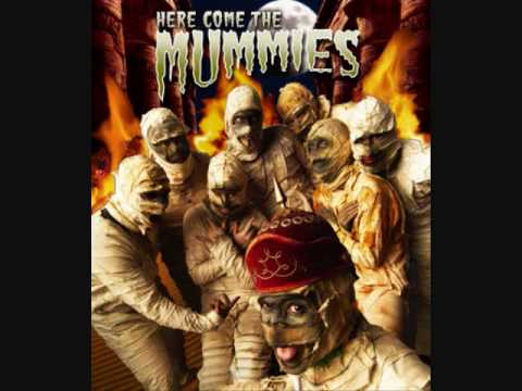 Everlasting Party - Here Come the Mummies (Official Song) Bob and Tom