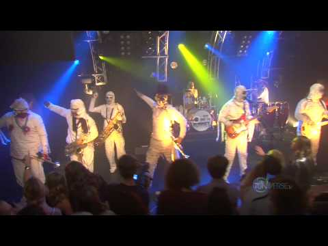 "Here Come The Mummies ""Ra Ra Ra"""