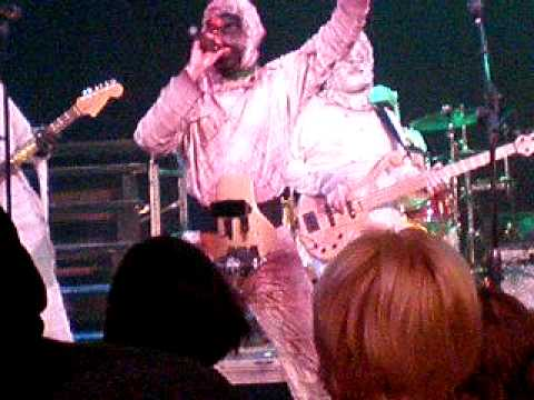 Here Come The Mummies - Cowbelt cowbell solo