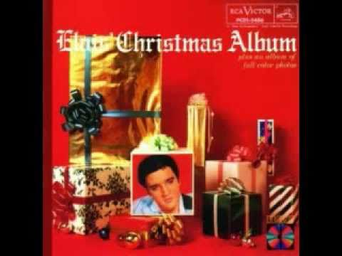 ELVIS PRESLEY - THREE CHRISTMAS SONGS