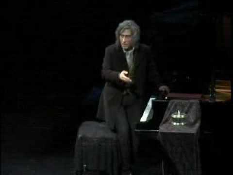 Hershey Felder - Beethoven, As I Knew Him