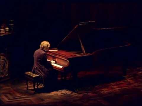 """Hershey Felder as """"Monsieur Chopin"""" - Polonaise, Op. 53 (excerpt)"""