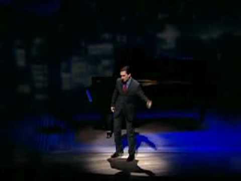 "Hershey Felder as ""George Gershwin Alone"" - CBS Radio Show"