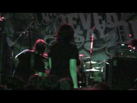 AS BLOOD RUNS BLACK - Hester Prynne (live 2009)
