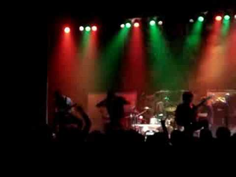 As Blood Runs Black-Hester Prynne (Live@Wolverhampton4/9/08)