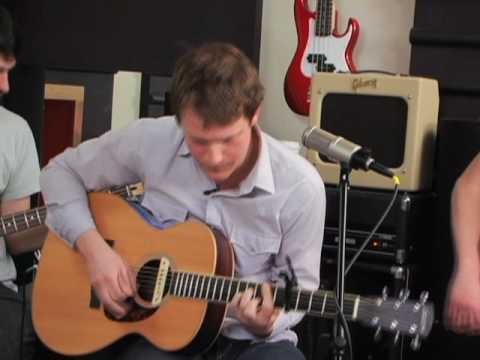 Hey Marseilles - Cafe Lights (Live on Inspired)