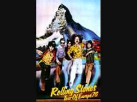 Rolling Stones - Hey Negrita - London - May 22, 1976
